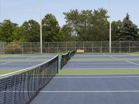 Cedarvale Tennis Court